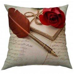 Фотоподушка Любовное письмо