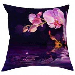 Фотоподушка Орхидея над водой