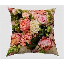 Фотоподушка Букет француских роз