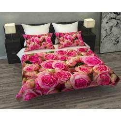 Фотопокрывало 3D Россыпь роз