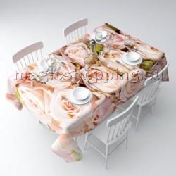 """Скатерть """"Молодые розы"""" арт. 02365"""