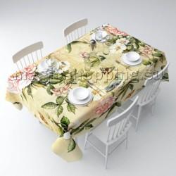 """Скатерть """"Винтажные цветы"""" арт. 02403"""