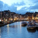 Каналы Европы